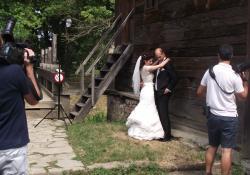 A Göcseji Falumúzeum, mint esküvői fotózási helyszín